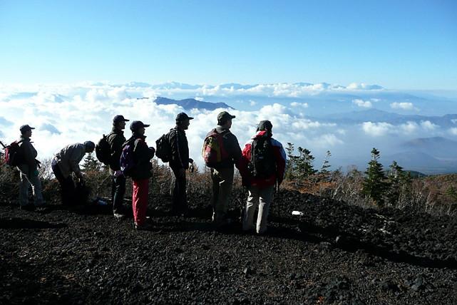 【富士山・登山ツアー】プライベートプラン・富士登山1泊2日コース!専属ガイドがご案内