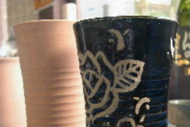 【佐賀県・有田町・陶芸体験】好きなデザインを描ける!有田焼のはじき絵付け体験