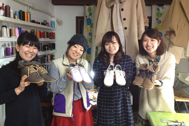 【愛知県名古屋市・レザークラフト体験】お気に入りの一足を作ろう!革靴作り体験