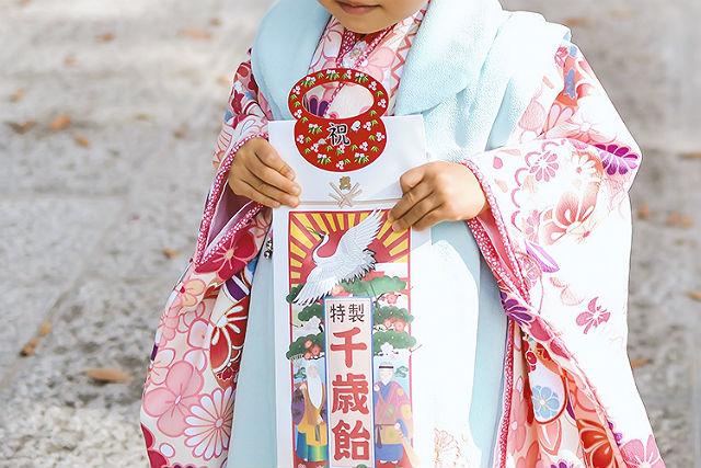 【川崎・横浜・出張着付】七五三、ご自宅まで出張するからお子さんもご家族も安心