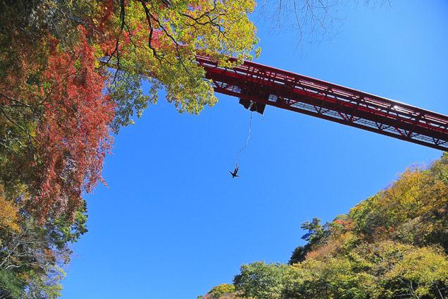 BUNGY JAPAN猿ヶ京バンジー
