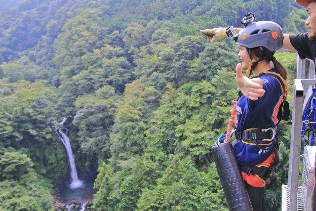 BUNGY JAPAN富士バンジー