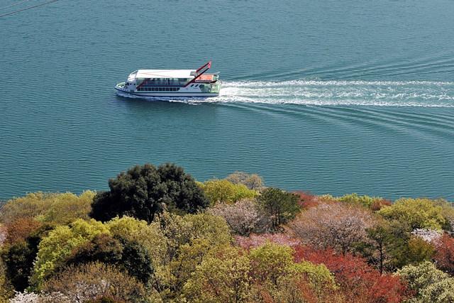 【浜名湖・クルージング】奥浜名湖をたっぷり水上遊覧! 瀬戸港発着・60分コース