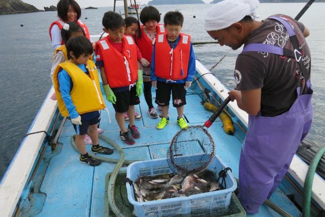 【三重・漁業体験】2種類の漁業体験ができる!よくばり漁業プラン