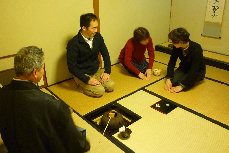 【奈良県・茶道】お茶会体験プラン(薄茶)