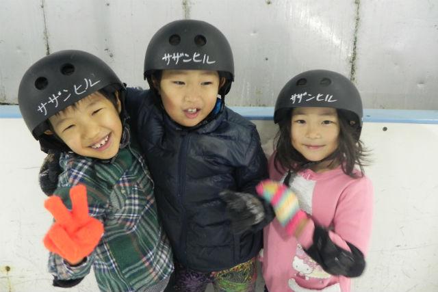 【沖縄県島尻郡・スケートリンク】沖縄唯一のスケートリンク!アイススケート体験レッスン