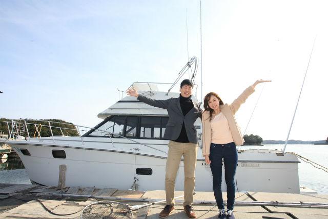 【三重県志摩・釣り(初心者)体験】時間帯を自由にチョイス!英虞湾内or沖での船釣りプラン
