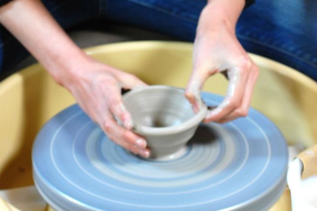【函館・陶芸体験】電動ろくろで作るオリジナル小鉢!簡単にできる陶芸体験