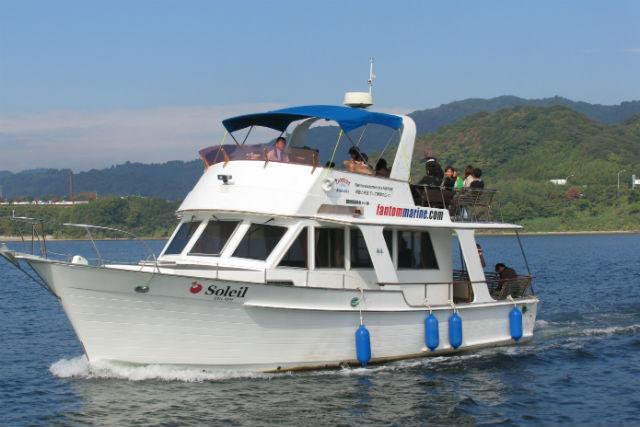 【静岡・浜名湖・クルージング・定期便】手ごろな料金で浜名湖遊覧を楽しめます!