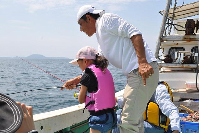 【長崎県・船釣り体験】四季折々の魚を狙おう!初心者向け・船釣りプログラム