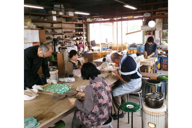 岩槻陶芸教室