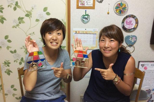 【岡山・倉敷・グラスアート】手作りハウスウェルカムプレートでゲストを迎えよう!