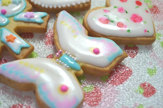 【京都・伏見・アイシングクッキー】クッキーを自由にデコーレート!アイシングクッキー体験