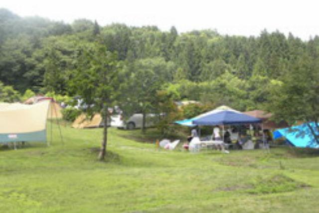 【群馬県・オートキャンプ】上毛高原でオートサイト!車でそのままキャンプが楽しめます