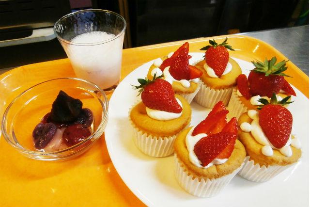 【北海道・富良野・料理体験】スイーツ好きにおすすめ。ふらのベリースイーツ手作り体験