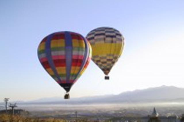 【北海道・富良野・熱気球】空からの眺めを堪能できる!富良野の大自然で熱気球体験!