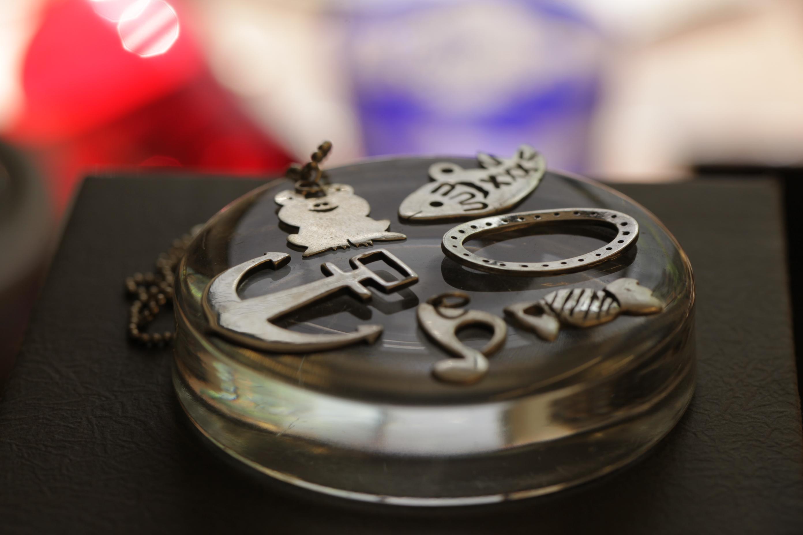 【大阪枚方・彫金】銀を加工する面白さを体験!世界に1つだけのペンダントトップを作ろう