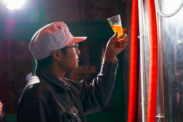 【新潟・胎内市・工場見学 】胎内高原ビールを味わおう!ビール製造見学ツアー