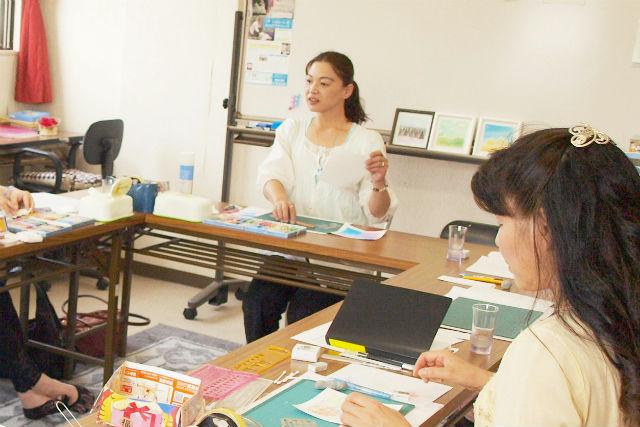 【愛媛・ヒーリング】癒しのアートを紡ぐ。パステル和(NAGOMI)アート準インストラクター講座