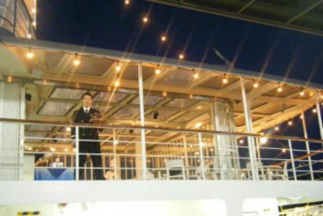 【広島・宮島・クルージング・ディナー付き】シェフのこだわりフルコース・記念日にどうぞ!