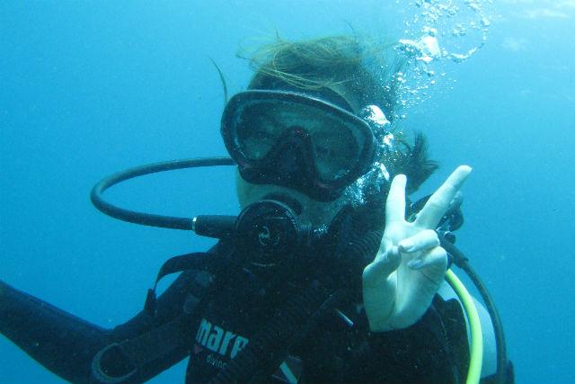 【広島・体験ダイビング】四国へ日帰り体験ダイビング!アフターダイビングも充実