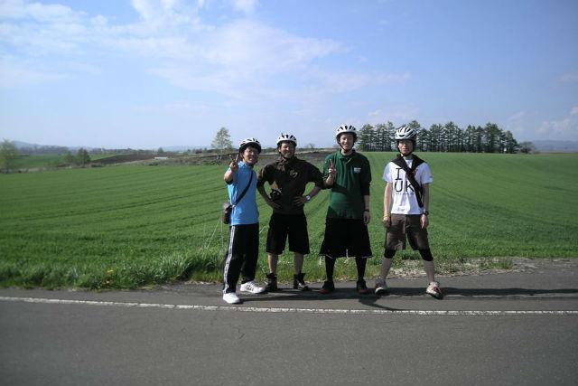 札幌サイクリングツアーステーション