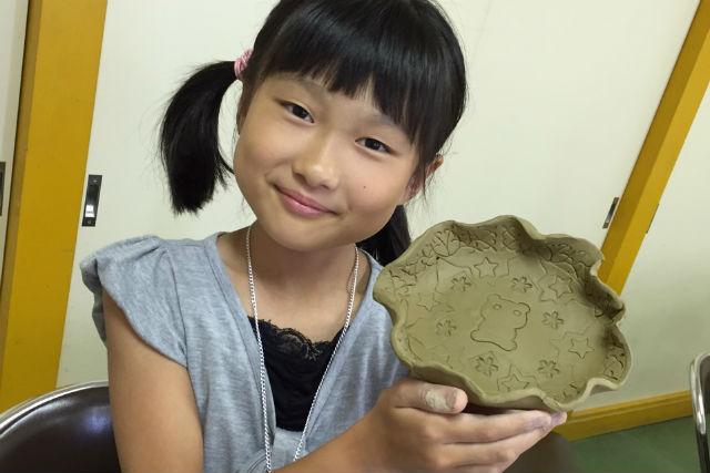 【山形・新庄市・手びねり】自然豊かな工房で作品づくり!手びねり陶芸体験