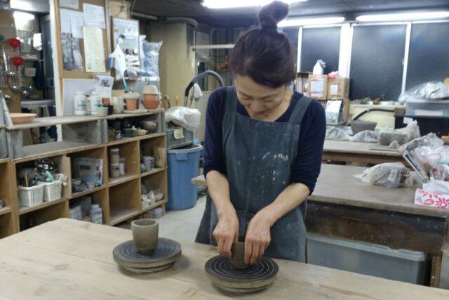 【新潟市・陶芸・手びねり】ぬくもりを感じる器をつくろう!手びねり陶芸体験