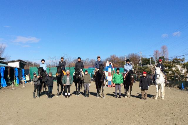 【愛知・尾張旭市・乗馬体験】まるで肩車されているような気分!15分・体験乗馬