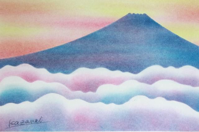 【仙台駅徒歩10分・パステルアート】絵心がなくてもOK!きままハウスのパステルアートを楽しもう!