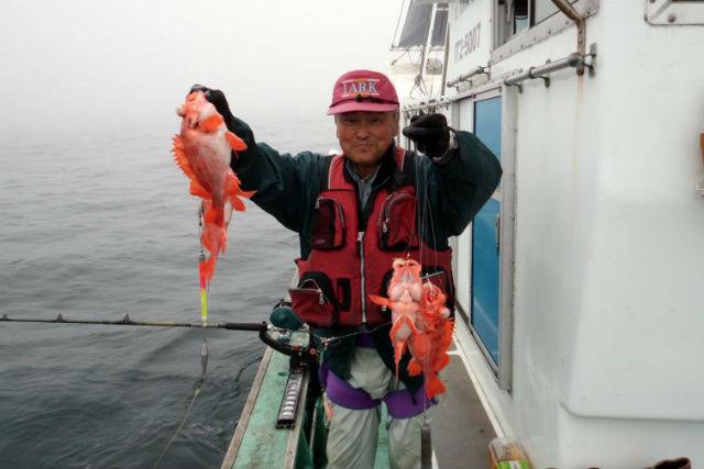 【岩手・大船渡・漁船】漁業のまち大船渡から行こう!深海釣りツアー