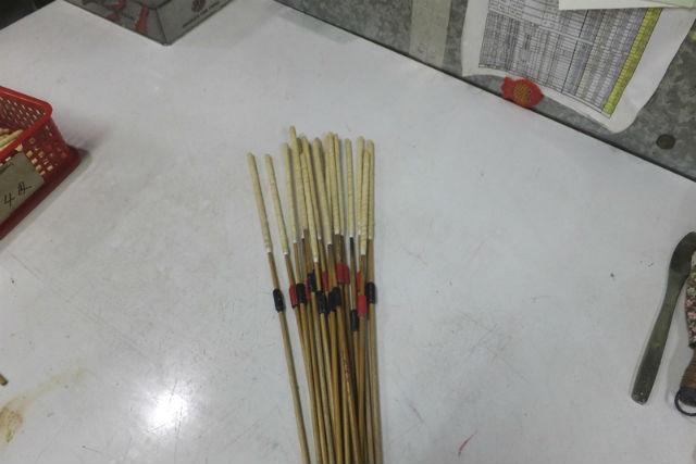 中村ローソク 竹田工房