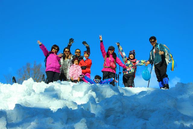 【新潟・十日町・スノーシュー】ぷらっと雪上ハイキング!(半日・温泉付)