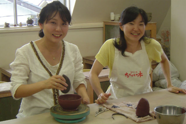 【埼玉県所沢市・手びねり・陶芸】アットホームな教室で陶芸の基本を学ぼう!手びねり体験