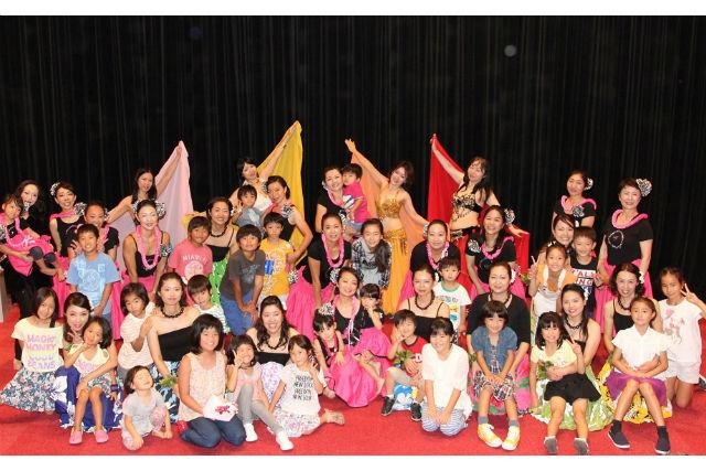 【横浜市・フラダンス・土曜日】中学生から参加可能。月1開催の子連れOK 大人クラス