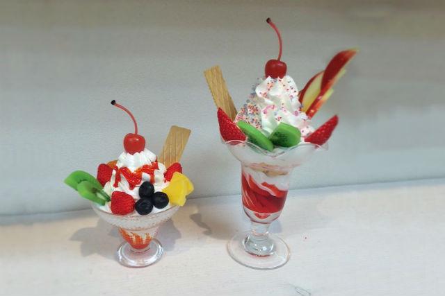 【岐阜・食品サンプル体験】憧れフルーツパフェづくり!サンプル職人気分を満喫しよう