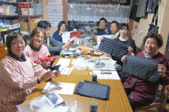 【岩手・大槌町・手芸教室】被災地の方の話に耳を傾けながら、手工芸を楽しもう!