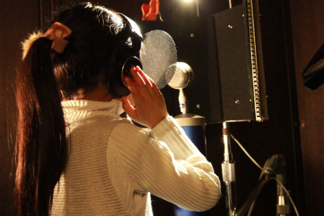 【東京・代々木上原・レコーディング体験】気分はシンガー。全2回プラン(練習+レコーディング)