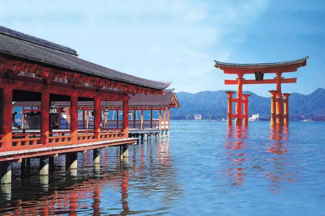 【広島市・観光タクシー・4時間】広島の観光名所&絶景スポットをめぐるBコース