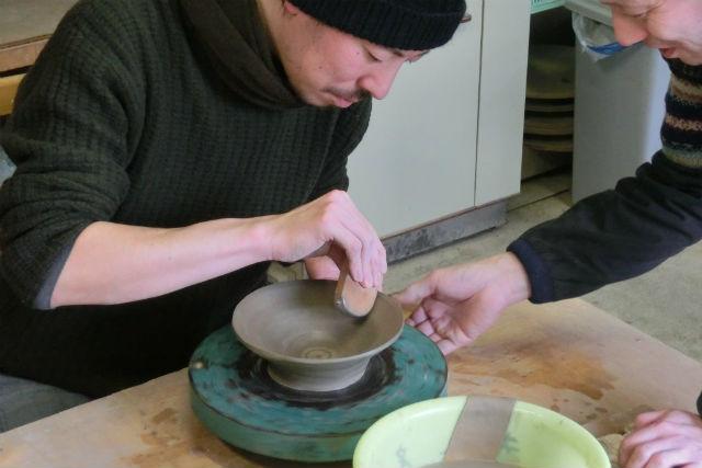 【ドリンク付き!】福岡・北九州・陶芸体験・自然に囲まれた癒しの時間。手ろくろで楽しむ陶芸体験