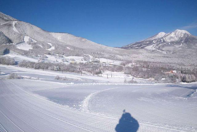 【長野・信濃町・スキースクール】しっかり練習して基本をマスター!1日レッスン