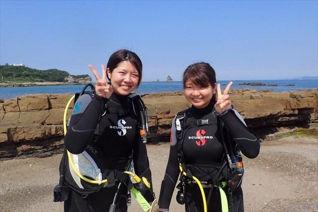 【和歌山・串本・ダイビング・2日】水着1枚で参加OK!1日半でダイバーデビュー!Cカード取得プラン