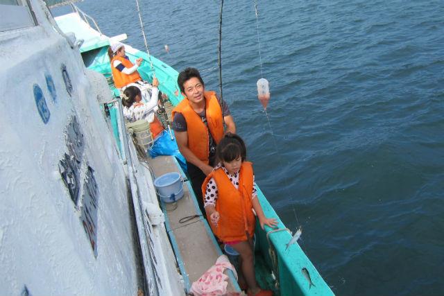【静岡・伊豆・釣り体験】大漁めざして海に出よう!漁船体験釣りプラン