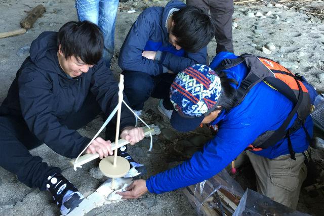 【和歌山・無人島ツアー】ワクワクの連続!火起こし体験もできる、無人島探検クルーズ!