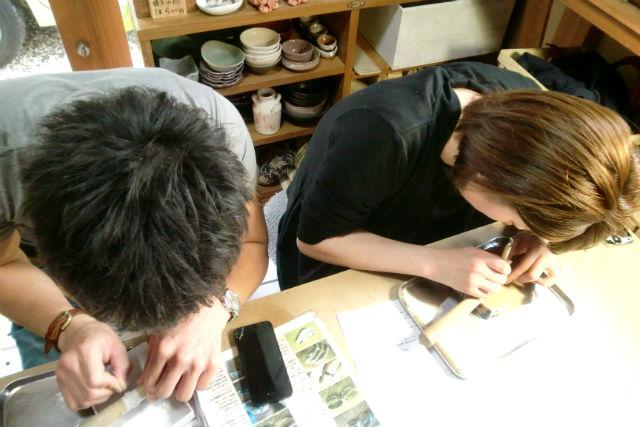 【大阪・手作りアクセサリー】手作りのリングで永遠の愛を誓う!マリッジリングプラン