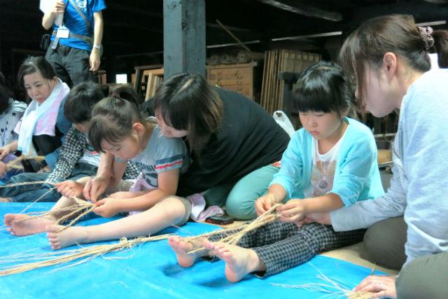 【石川・伝統文化体験】古きよき山村生活に触れよう!白山・白峰冬の旅