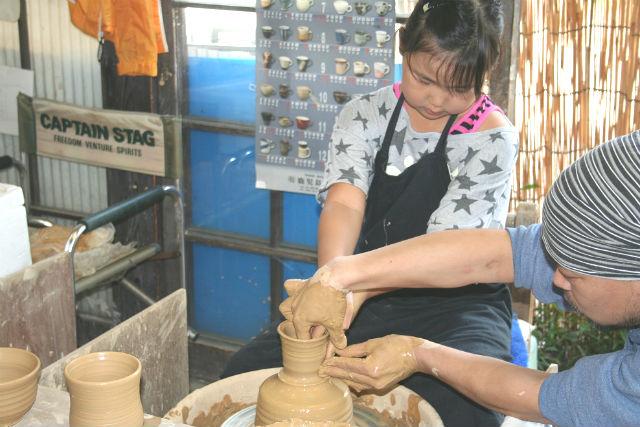 【熊本・陶芸体験】日本遺産・人吉球磨で創作を満喫!電動ろくろ体験
