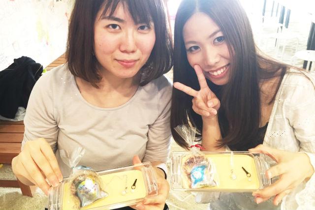 【沖縄・那覇・アクセサリー作り】真珠を取りだして作る、シルバーデザインペンダント(デザインは20種類)