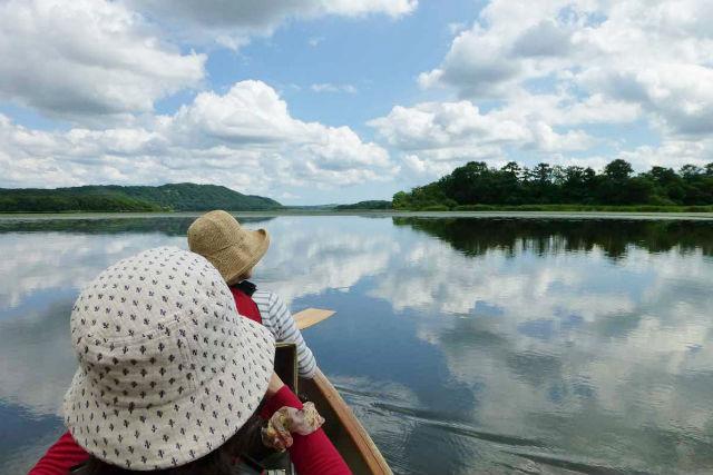 【北海道・釧路・カヌー】広大な釧路湿原を満喫!アレキナイ川カヌーツーリング!
