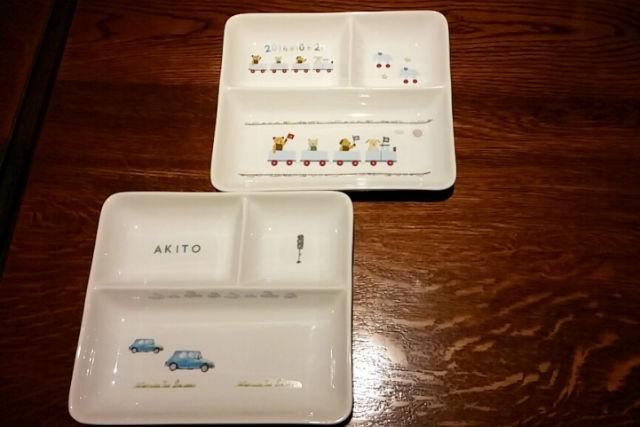 【北海道・札幌・ポーセラーツ】カフェで気軽に楽しむキッズプレートコース